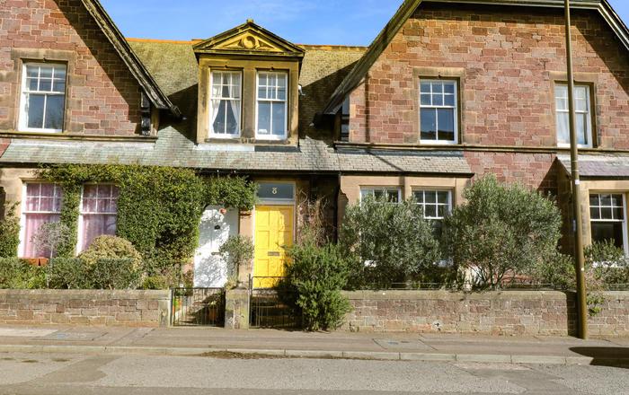 8 Bowmont Terrace, Dunbar