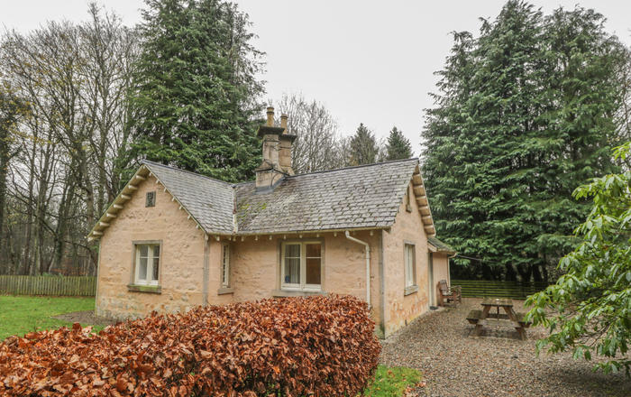 South Lodge, Forres