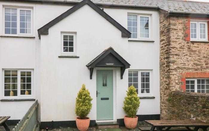 Martin Cottage, Ilfracombe