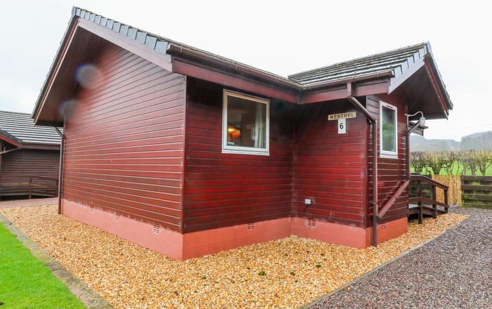 Kestrel Lodge, Dumfries