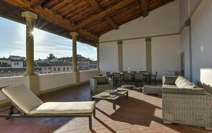 Casa Francescana, Florence Centre, Tuscany