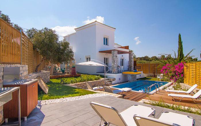 Villa Ophelia, Rethymno Area, Crete