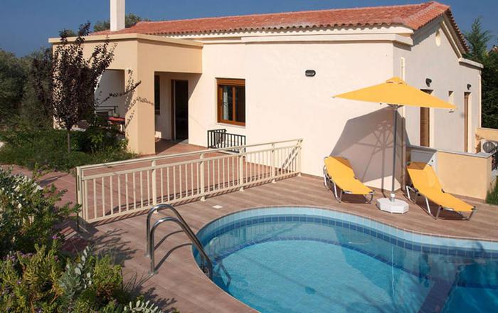 Villa Cedrus, Rethymno Area