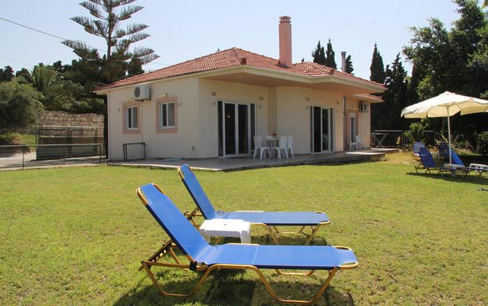 Villa Baccus, Rethymno Area