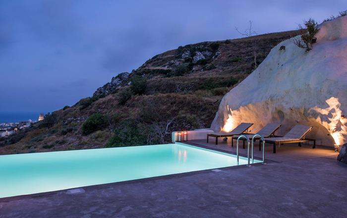 Villa Aglaia, Santorini South Area