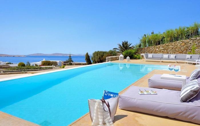 Villa Agathe, Mykonos, Greece