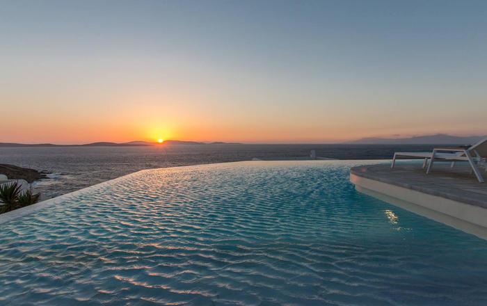 Villa Aristotle, Mykonos, Greece