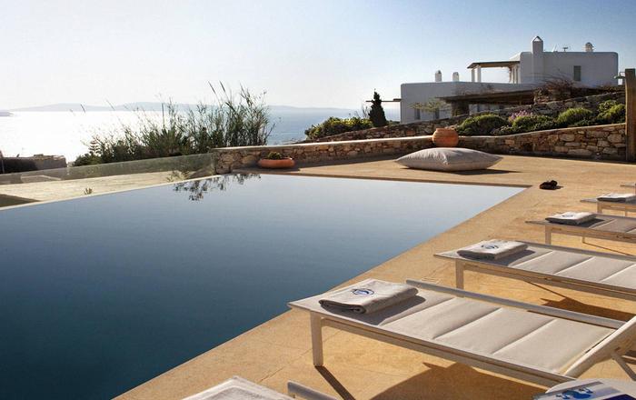 Villa Hercules, Mykonos Area