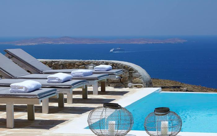 Villa Eunike, Mykonos, Greece