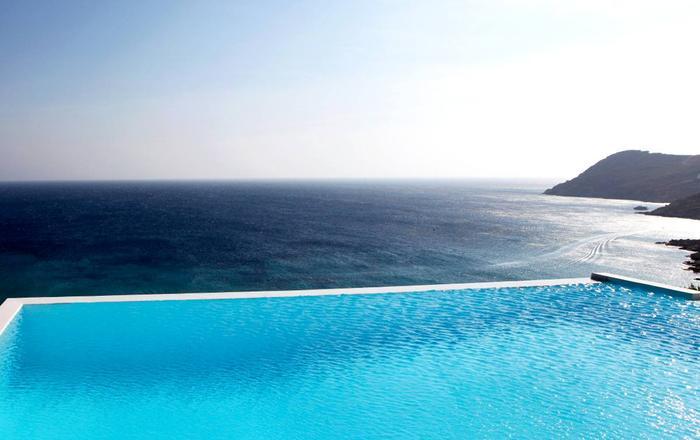 Villa Elissa, Elia Beach, Mykonos