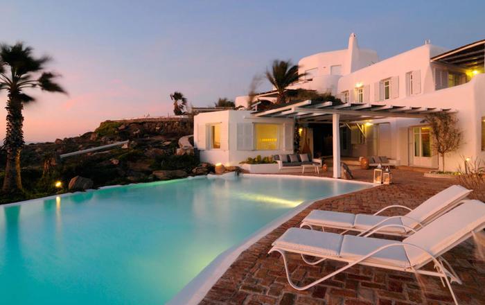 Aegean Villas - Doris, Psarrou Area