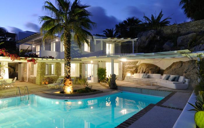 Aegean Villas - Agafya, Psarrou Area