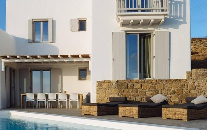 Kalypso Villas - Selene, Agios Stefanos Area