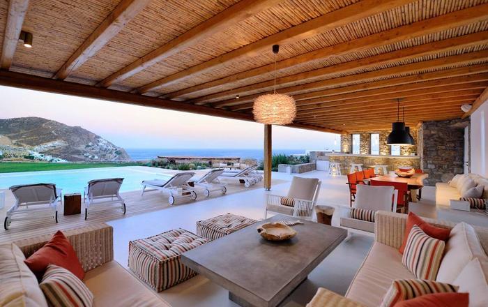Villa Sabella, Mykonos, Greece