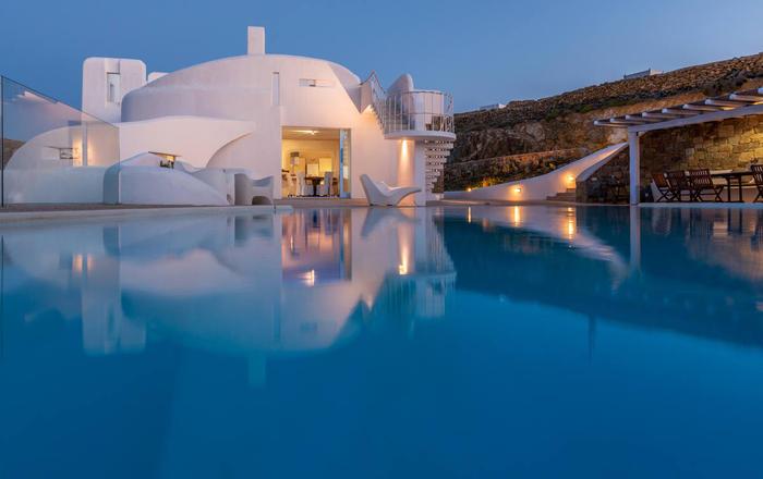 Villa Agape, Mykonos, Greece