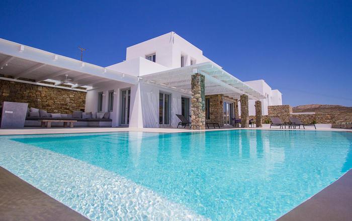Villa Sophus, Mykonos, Greece