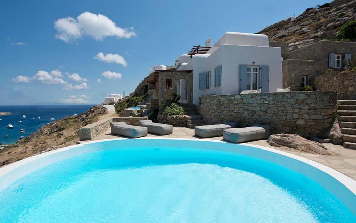 Villa Diokles, Mykonos, Greece