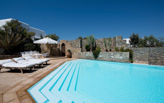 Villa Frona, Mykonos, Greece