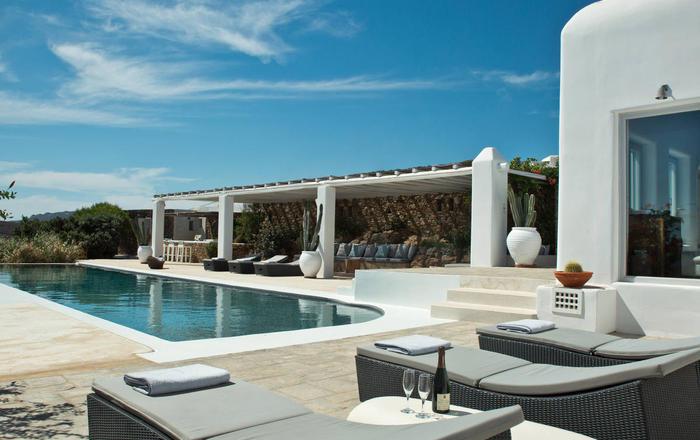 Villa Adelpha, Mykonos, Greece