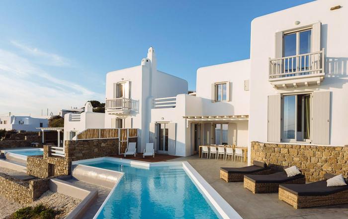 Kalypso Villas, Agios Stefanos Area