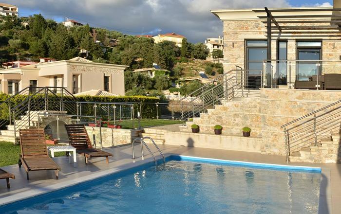 Villa Eleni, Sivota
