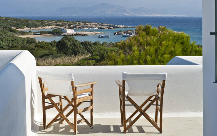 Villa Dareia, Paros, Greece
