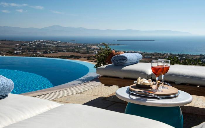 Villa Berenice, Paros, Greece