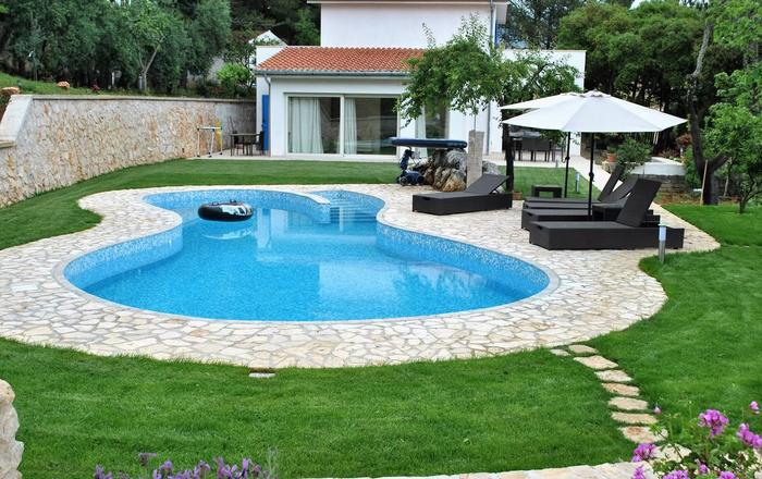 Villa Nerva, Itri, Latium