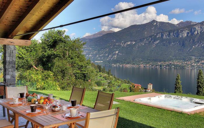 Villa Fiume, Bellagio