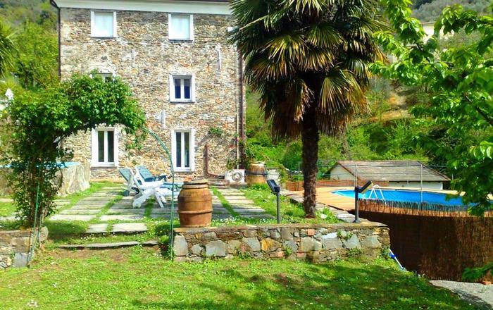 Villa Ghianda, Levanto Area, Liguria