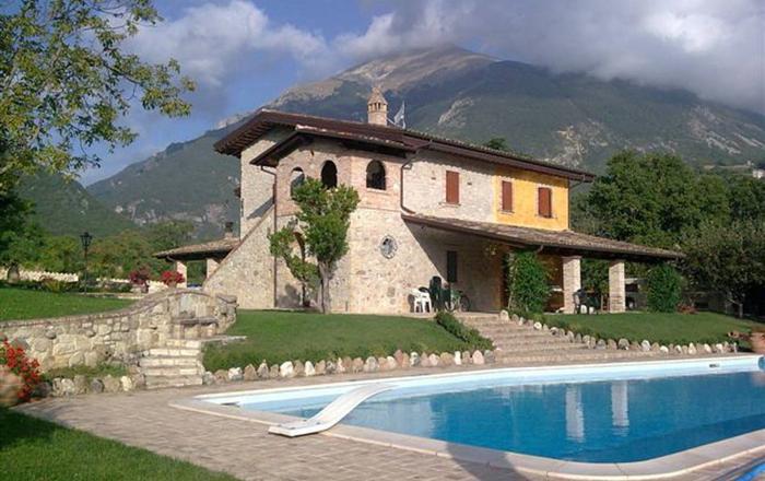 Villa Roccaforte, Ripe