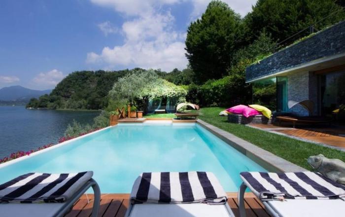 Villa Gisella, Ispra