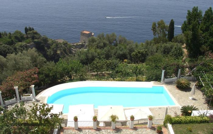 Villa Impero, Praiano