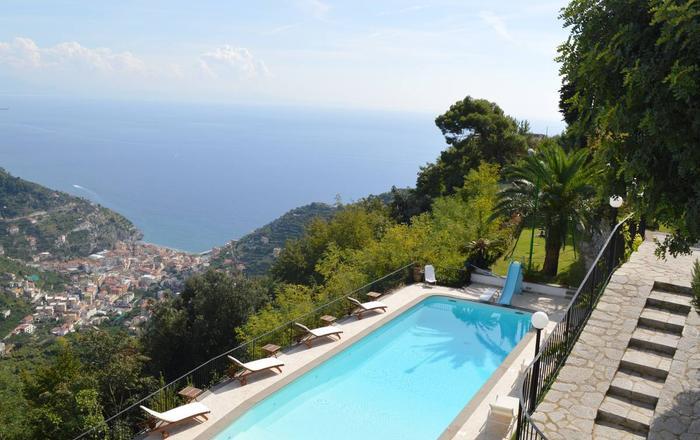 Villa Le Palme, Ravello, Amalfi Area