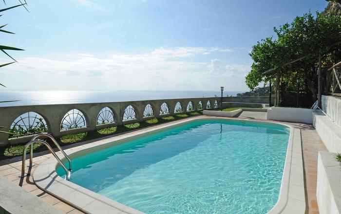 Villa Bambola, Amalfi Area