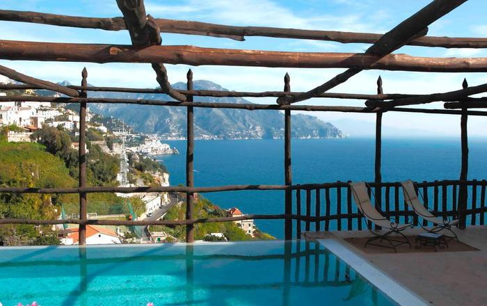 Villa Lanterna, Amalfi Area