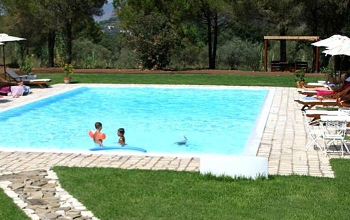 Casa Cilento Quadri Patio, Salerno Area, Sorrento And Amalfi Coast