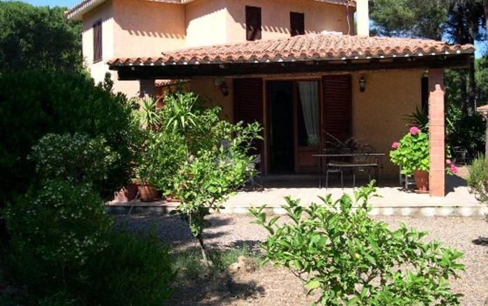 Villa Zafferano, Cagliari Area