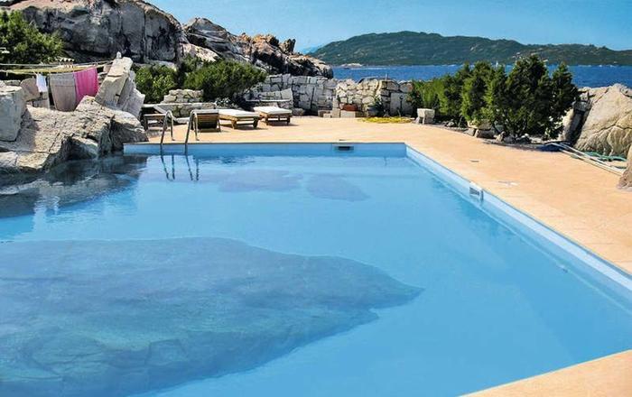Villa Rocciosa - 6 Guests, Isola Santo Stefano, Sardinia