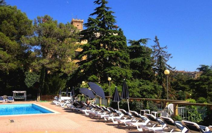 Villa Sforzini - 2 Bedroom, Cecina
