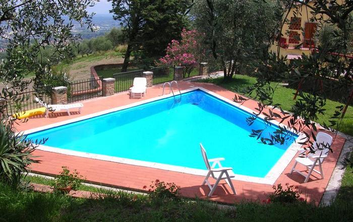 Villa Alba, Lucca Area, Tuscany