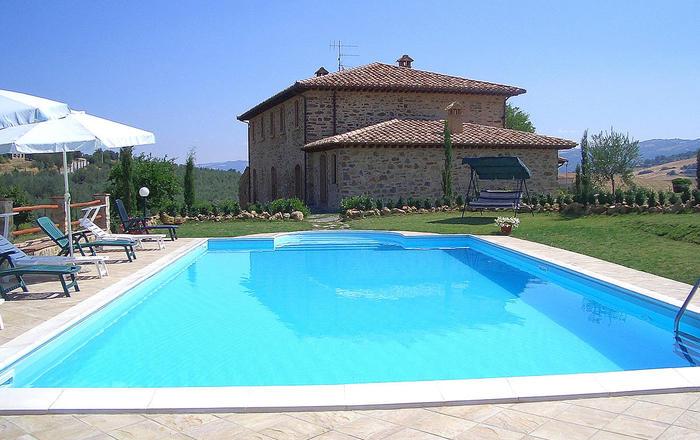 Villa Amiata Main House, Grosseto Area, Tuscany