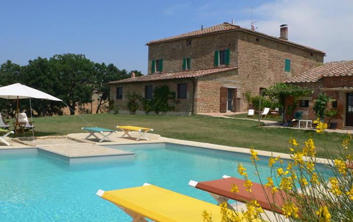 Villa Don Giovanni, Monticchiello
