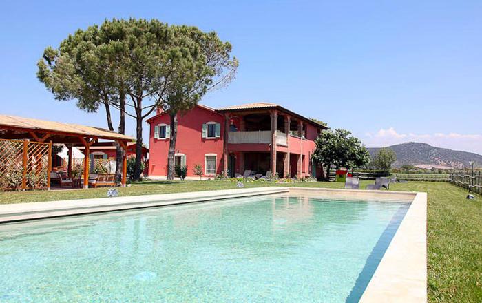 Casa Bellini Quadri, Roselle