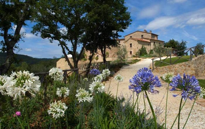 Villa Aldina - 28 Guests, Siena Area, Tuscany