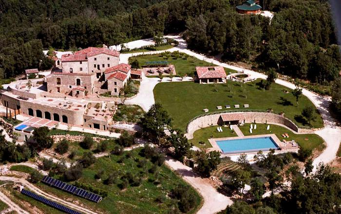 Villa Aldina - 16 Guests, Siena Area, Tuscany