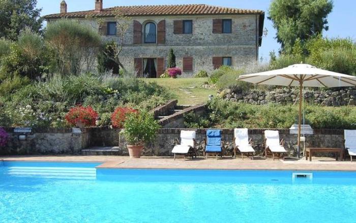 Villa Incanto - 14 Guests, Siena Area, Tuscany