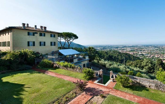 Villa Dei Marmi - 15 Guests, Pietrasanta