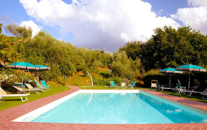 Villa Lazarro, Capannori
