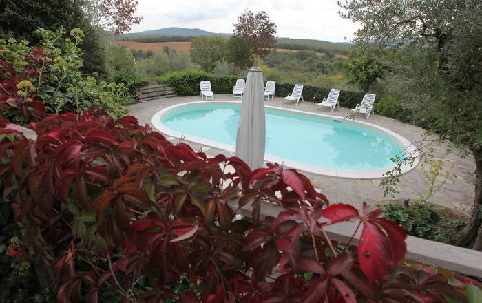 Villa Capo - 8 Guests, Montegiove